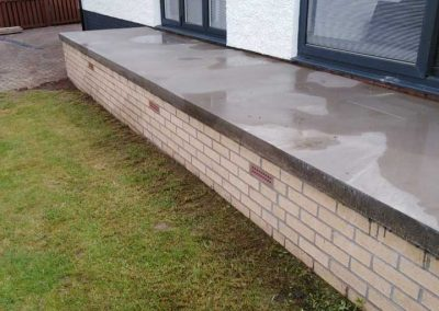 before-resin-patio-Glasgow