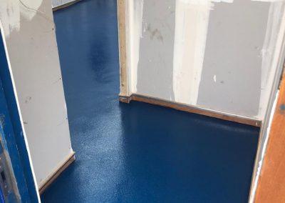 commercial flooring in Glasgow, Scotland