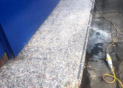 commercial resin flooring Glasgow, Scotland