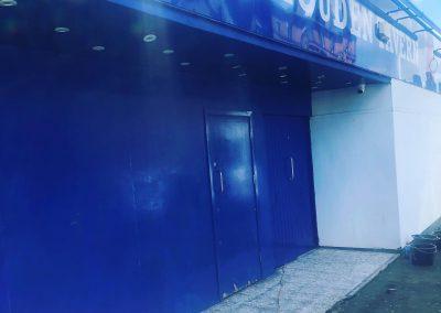 commercial resin flooring in Glasgow, Scotland