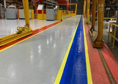 commercial flooring company Glasgow