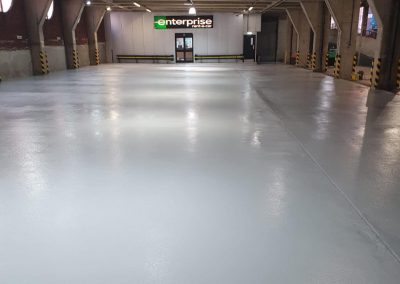 Enterprise commercial floor contractor Glasgow
