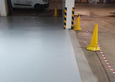 Enterprise commercial floor contractor in Glasgow