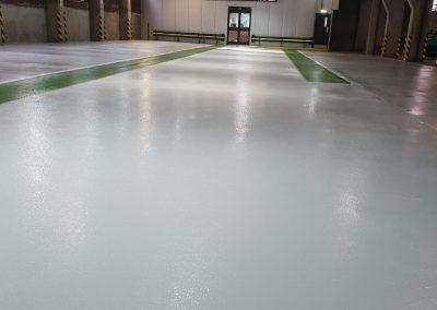Enterprise commercial floor contractors Glasgow