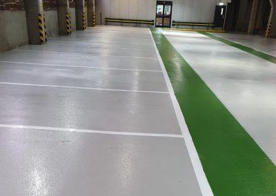 Enterprise commercial floor contractors in Glasgow