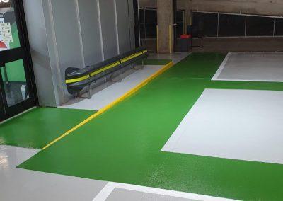 Enterprise commercial floor installers Glasgow