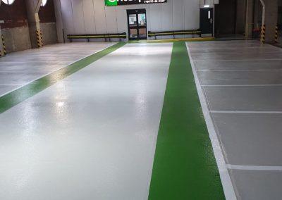 Enterprise commercial flooring installers Glasgow