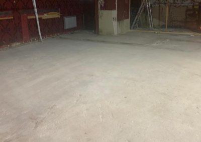 commercial flooring in Greenock, Scotland