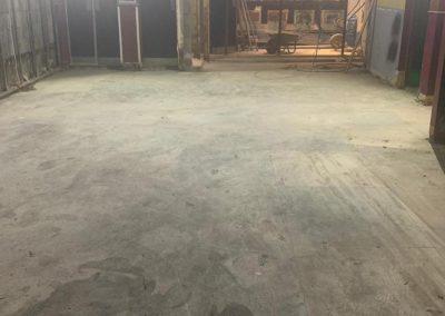 industrial flooring Greenock, Renfrewshire